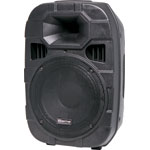 C1002B 250mm 10 Inch 2 Way 250W Powered PA Speaker