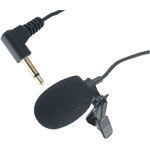 C7324 Mic Tie Clip Lavalier For C 7316 (3.5mm Plug)