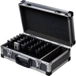 C8814 Tour Guide System 25 Bay Charging Case