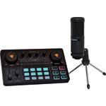 D0990 Maono Caster Lite Podcasting Console & Microphone