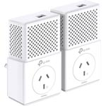 D4225 TL-PA7010P-KIT  Ethernet Over Power Adapter Pair 1000Mbps