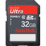 DA0323 Ultra SDHC Card 32GB