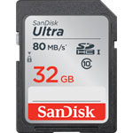 DA0323A Ultra SDHC Card 32GB