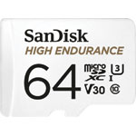DA0366 High Endurance microSD Card 64GB