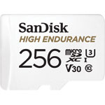 DA0368 High Endurance microSD Card 256GB
