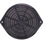 F1064 171mm Plastic Fan Guard With Filter