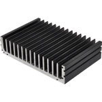 H0554 150 x 100mm Heavy Duty Fin Heatsink