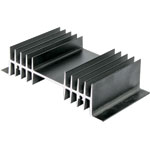 H0568 55 x 102 x 25mm Medium Duty Heatsink