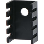 H0627 Micro U TO220 PCB Mount Heatsink