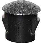 H3611 6.5mm Dome Plug Pk 100