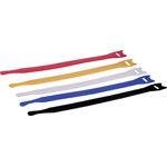 H3996B 100mm Hook and Loop Cable Ties Pk 10