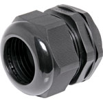 H4387 32-38mm MG50 Black IP68 Nylon Cable Gland