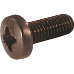 H5392A M6 Black Pan Pozi Rack Bolt Pk 1000