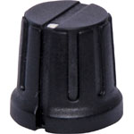 H6040 15mm Black 1/4