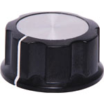 H6067 33mm Black Alum. Cap 1/4