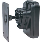 H8042 Maxi Mount Bracket Black Pair