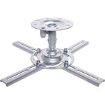 H8132A Silver Ceiling Bracket Projector Balljoint 10kg