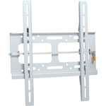 H8140 Wall Bracket LCD VESA Fixed Silver 35kg