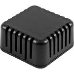 H9180 40 x 40 x 20mm Black Plastic Vented Enclosure