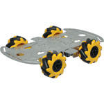 K1094 Mecanum Wheel Robotics Base Kit