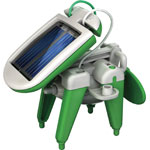 K1104 6 In 1 Solar Construction Kit