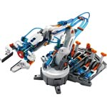K1136 Hydraulic Water Powered Robotic Arm Kit
