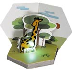 K2546 TOY0055 'Learn To Solder' Zoo Animals Kit