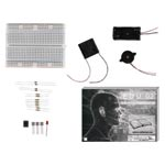 K8110 10 in 1 Solar Energy Experiment Educational Kit