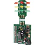 K8114 Miniature LED Traffic Lights Kit