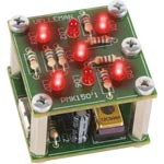 K8134 Shaking LED Dice Kit