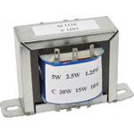 M1120 20W 100V Line PA EI Core Speaker / Audio Transformer