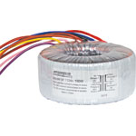 M1124A 150W 100V Line 4-16 Ohm Audio Toroidal Transformer