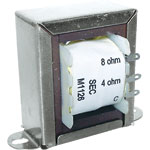M1126A 30W 100V Line PA EI Core Audio Transformer