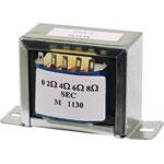 M1130 40W 100V Line PA EI Core Audio Transformer