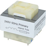 M7155 7VA Compact 7.5+7.5V PCB Transformer
