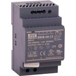 M8394 60W 12VDC 4.5A DIN Rail Switchmode Power Supply