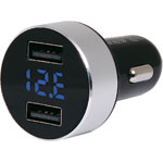 M8623B 5V DC Dual USB Car Charger