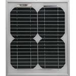 N0005E 5W 12V Monocrystalline Solar Panel