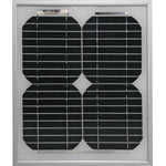 N0005E 5W Monocrystalline Solar Panel