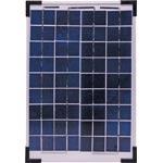 N0010E 10W 12V Monocrystalline Solar Panel