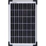 N0010F 10W 12V Monocrystalline Solar Panel