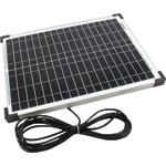 N0020E 20W 12V Monocrystalline Solar Panel