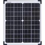 N0020F 20W 12V Monocrystalline Solar Panel