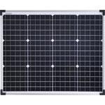 N0040F 40W 12V Monocrystalline Solar Panel