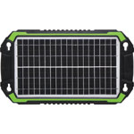 N0704A 10W 12V Solar Battery Charger