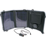 N0710 10W 6 -15V Fold Out Portable Solar Battery Charger