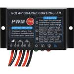 N2008 6V/12V 10A 120W PWM Waterproof Solar Charge Controller