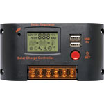 N2019B 12/24V 30A Solar Charge Controller With USB