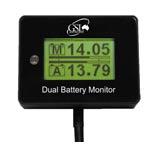 N2098 Dual Battery Monitor/Meter