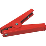 P0016 200A Red Heavy Duty Battery Crocodile Clip